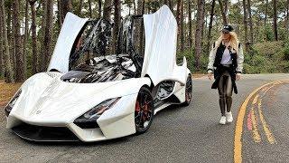 The World's Fastest Car!