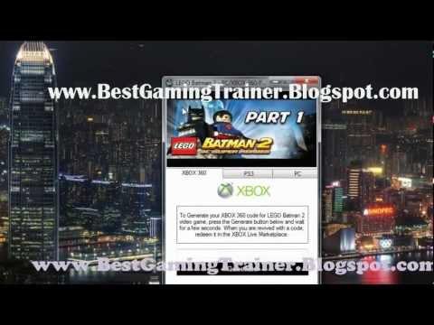 Download LEGO Batman 2 DLC Free on Xbox 360-PS3-PC  - TUTORIAL