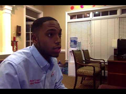 Delaware State University's Mister Senior Interview