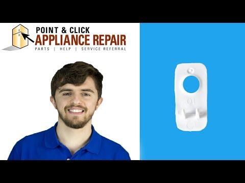 WP3403630 - Replacing Your Dryer's Door Strike Plug- AP6008528, PS11741668