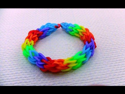 rainbow loom bracelet  11