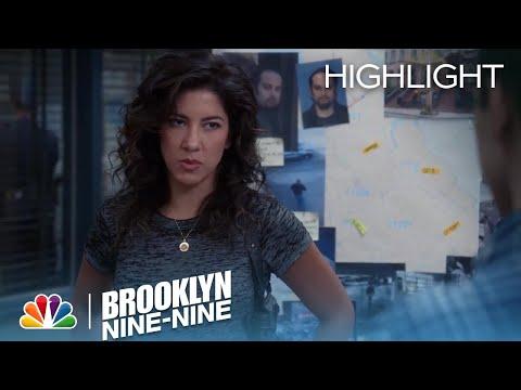 Rosa Tracks A Killer That Resurfaced After Seven Years | Season 5 Ep. 21 | BROOKLYN NINE-NINE