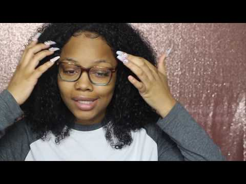 Trying Out Creme Of Nature's New Natural Hair Line! Wash n Go Attempt