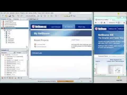 NetBeans IDE 7.3 Overview