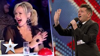 Unforgettable Audition: Twinkle, Twinkle Edward's a star!   Britain's Got Talent