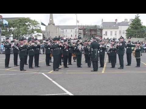 The Band of The Royal Irish Regiment - Killaloe
