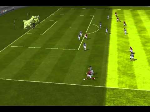 FIFA 13 iPhone/iPad - Juventus vs. Roma