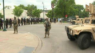توقيف الشرطي الأميركي المتهم بمقتل جورج فلويد في مينيابوليس | AFP