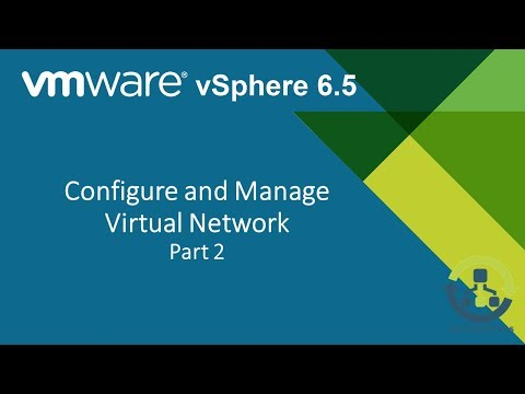 7.2 Configuring and Managing Virtual Networks (Step by Step guide)