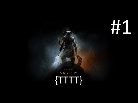 Elder Scrolls V: Skyrim - Walkthrough Gameplay - Part 1