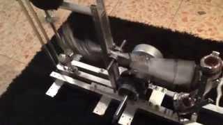 Future Engine, New type of neodymium Magnet engine! build by Oren Gertel