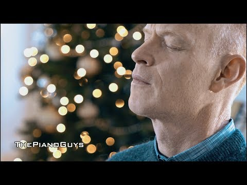 If you're missing someone this Christmas this song's dedicated to you - The Piano Guys ft Craig Aven