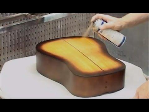 Guitar Finishing with Aerosols How-To Summary