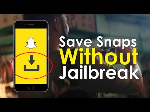 How To Hack Snapchat in 1 Minute 2017 (Save Forever NO JAILBREAK)