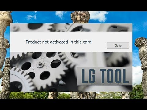 LG TOOL ACTIVATION Z3X BOX