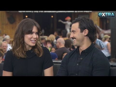 How Mandy Moore & Milo Ventimiglia Tested Their Chemistry Before Joining 'This is Us'