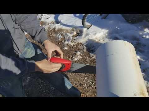 Making drift trike tires
