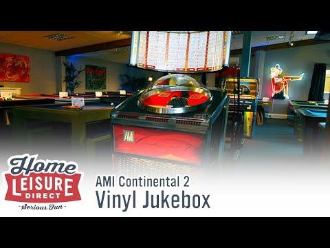 AMI Continental 2 Vinyl Jukebox