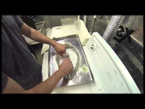 Fix drip tray - Home Air Conditioner Evaporator