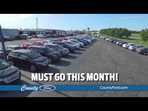 County Ford Spring Sales Event