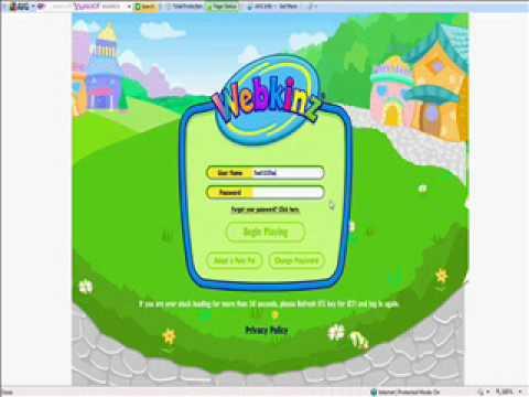 Free Webkinz Accounts And Infinit Memberships Glitch