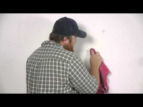 How to Remove Wall Adhesive From Painted Walls : Repairing Walls