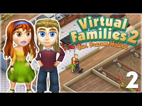Kitten Conundrums & A Slightly Desperate Marriage • Virtual Families 2 - Episode #2