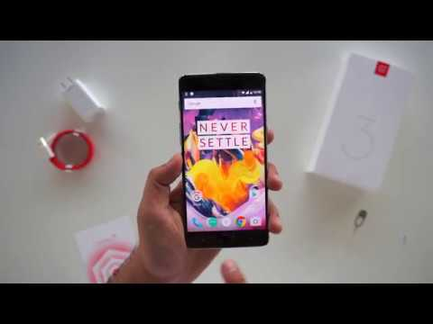 OnePlus 3T Unboxing - How much bang can you get for your buck?
