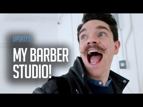 My 'Barber Studio'... | Updates!