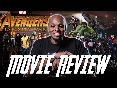'Avengers: Infinity War' Review - Is it Crowded in Here?? (NO Spoilers)