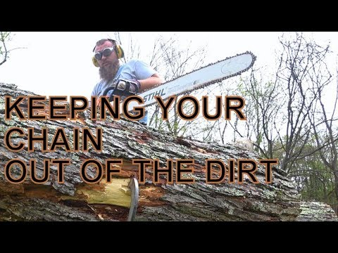 IF YOU CUT FIREWOOD, CHECK OUT THIS VIDEO, ESSENTIAL EQUIPMENT FOR  BUCKING LOGS