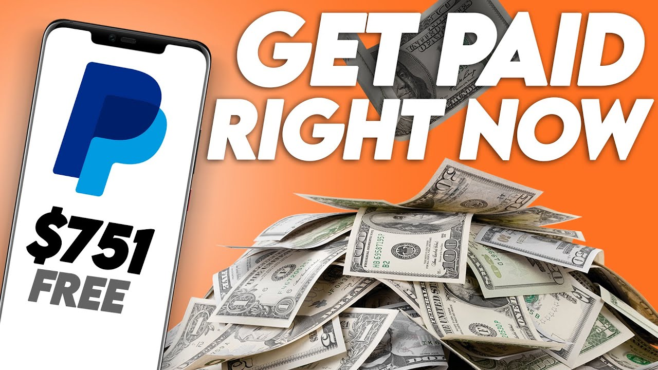 This App Pays INSTANTLY For Free! (Make Money Online)