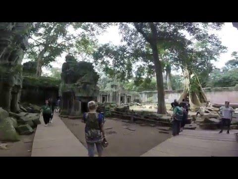 Vietnam & Cambodia Flashpackers 2015
