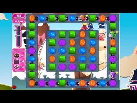 Candy Crush Saga Level 705  No Boosters