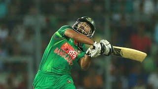মাশরাফির অলরাউন্ড নৈপূর্ন্যে বাংলাদেশের রোমাঞ্চকর জয় Cricket latest Update 2016