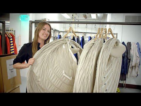 Behind the Scenes - La Traviata and Hoop Skirts - Fall 2017