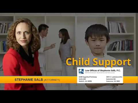 How Long Does Someone Have To Pay For Child Support In Georgia? | (888) 979-1858