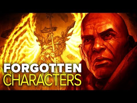 Top 5 Crucial, Forgotten Diablo Characters