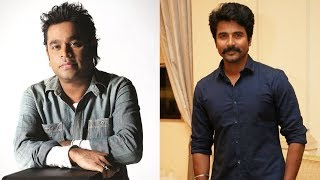 AR Rahman To Score Music For Sivakarthikeyans Next   Latest Tamil Movie Gossip 2018