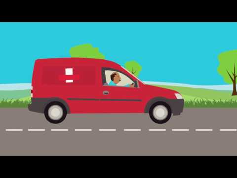 How to do the bowel cancer screening test animation