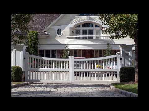 Wooden Driveway Gate Designs from Tri State Gate