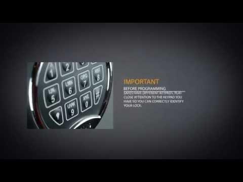 Cannon Safe - Help - Lexam Lock Programming