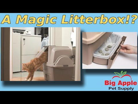 How to use the Catit SmartSift Litter Box