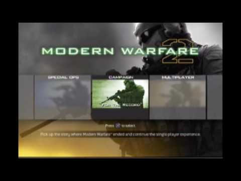 How to Mod Solo and online Spec Ops on MW2 on PS3