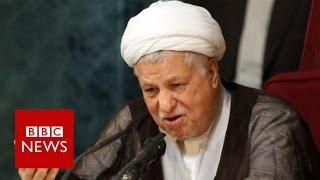 Iran former President Rafsanjani dies - BBC News
