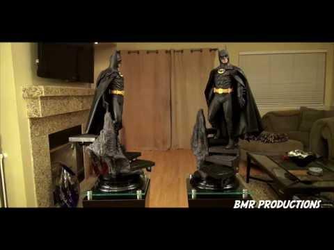 Sideshow Collectibles 89 Batman Premium Format Exclusive Review