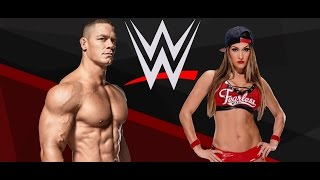 WWE John Cena And Nikki Bella 2017 Heel Power Couple WWE NEWS 2017