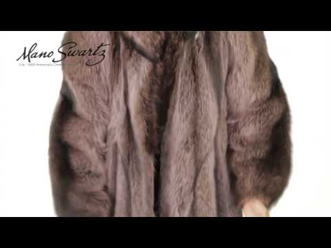 Fur Coat Maintenance | Storage, Inspection, Repair | Mano Swartz Baltimore MD