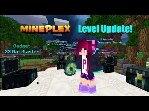 🔴 Live! // Opening ALL my Mineplex Level Rewards