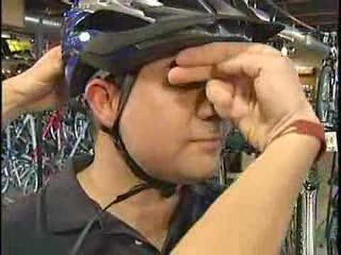 NHTSA Fitting a Bicycle Helmet